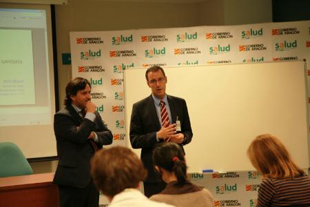Julio Mayol hablando de innovación
