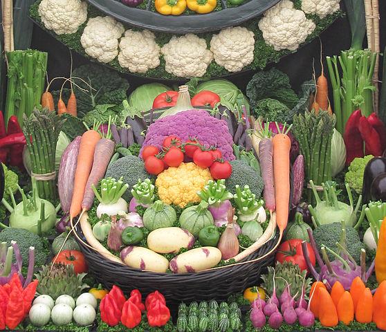 Verduras de hoja verde y vitamina K