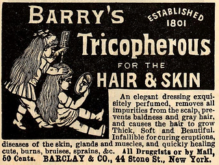 Barry's Tricopherous for the Hair and Skin. Foto de Arallyn!