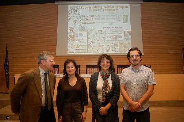 En el Colegio de Médicos de Zaragoza