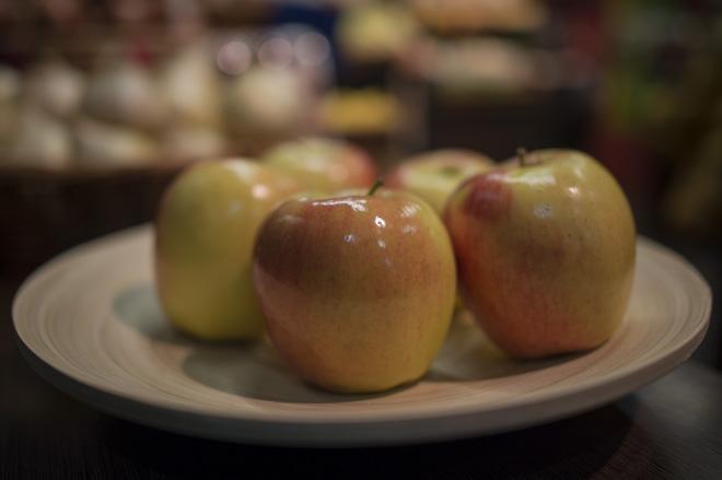 Manzanas y salud