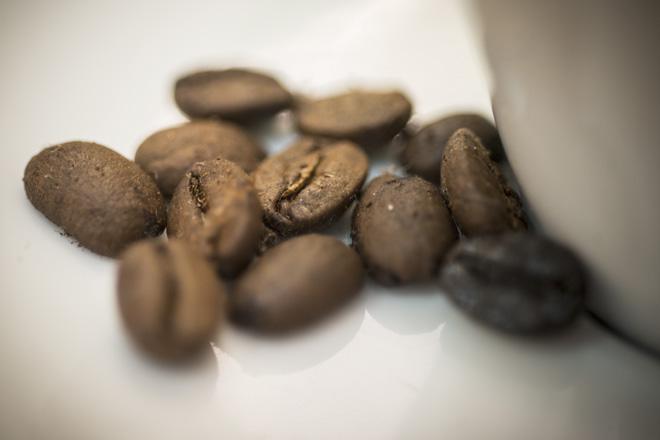 Granos de café. Foto: Masquemedicos