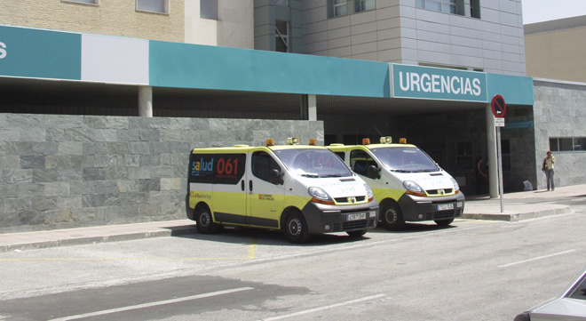 Urgencias Hospital Universitario Miguel Servet