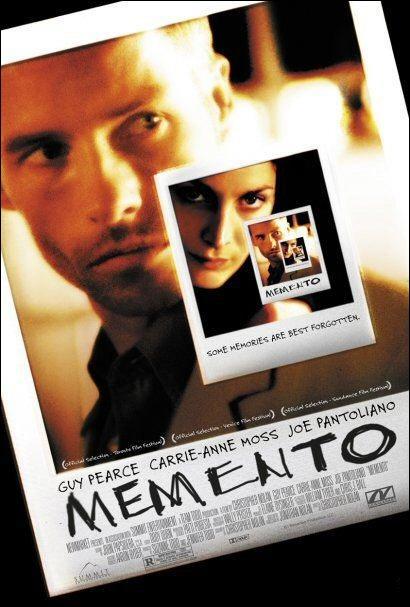 Memento: Amnesia anterógrada