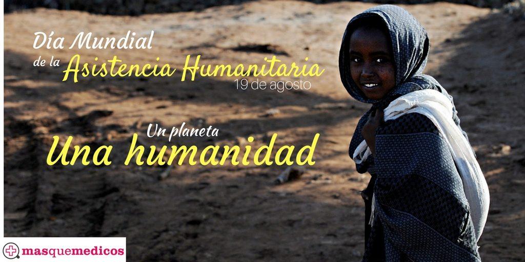 Dia Mundial de la Asistencia Humanitaria