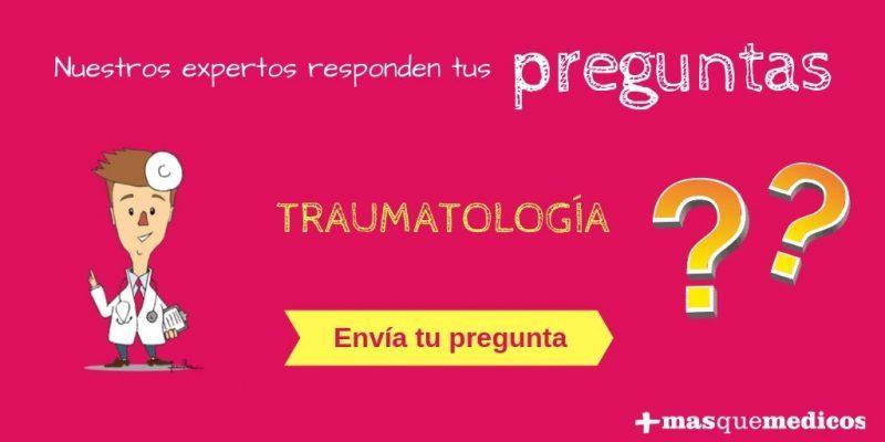 Preguntas sobre traumatología