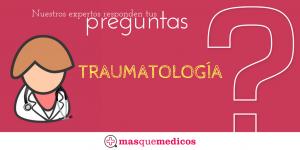 ¿Tienes preguntas sobre Traumatología?