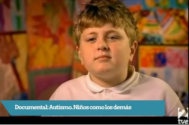 Autismo. Niños como los demás.
