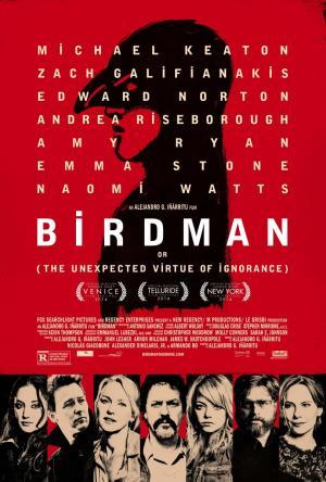 Birdman. Cuando el pasado se convierte en una jaula