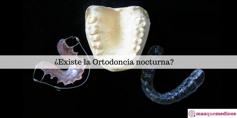 Ortodoncia nocturna ¿Es posible?