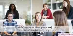 Factores que no favorecen el trabajo grupal