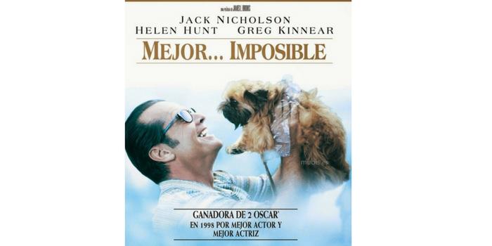 mejor imposible película