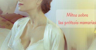 Mitos sobre las prótesis mamarias