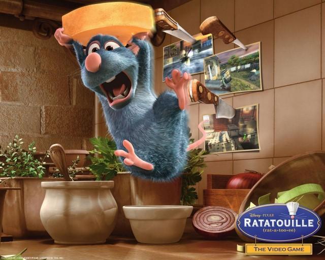 Ratatouille. Ten foco y consigue tus objetivos