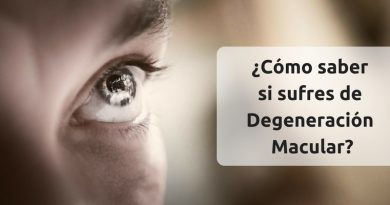 Degeneración Macular