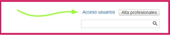 acceso a usuarios mqm