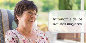 Marco legal en pro de la autonomía de las personas mayores