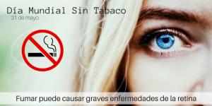 Los fumadores tienen más riesgo de sufrir enfermedades de la retina