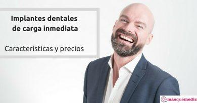 Implantes dentales de carga inmediata