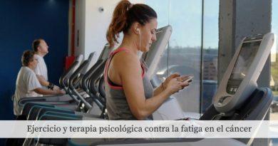 El ejercicio y la terapia psicológica reducen la fatiga en el cáncer