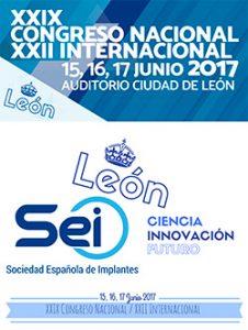 XXIX Congreso Nacional y XXII Internacional de la Sociedad Española de Implantes