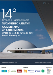 14º Simposio nacional de tratamiento asertivo comunitario en salud mental