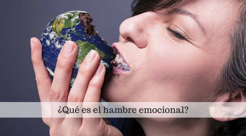 Qué es el hambre emocional-