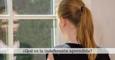 indefension aprendida