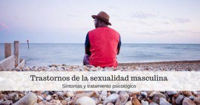 Trastornos de la sexualidad masculina