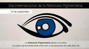 Retinosis pigmentaria. Atentos a los síntomas