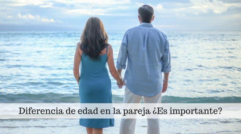 Diferencia de edad en la pareja