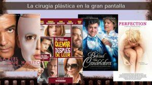 La cirugía plástica en el cine