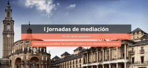 I Jornadas nacionales de Mediación en Asturias
