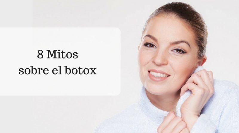 mitos sobre el botox