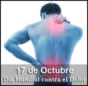 17 de octubre: Día Mundial Contra el Dolor. ¿Qué es y cómo combatirlo?