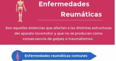 Enfermedades reumáticas