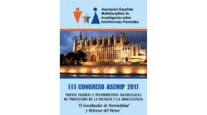 III Congreso ASEMIP. Palma de Mallorca 2017