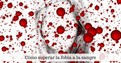 Cómo superar la fobia a la sangre