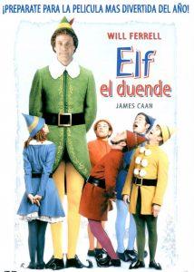 ELF y el espíritu de la Navidad