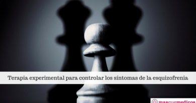 Terapia experimental para controlar los síntomas de la esquizofrenia