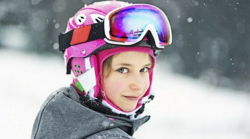 cuidar los ojos deportes de invierno