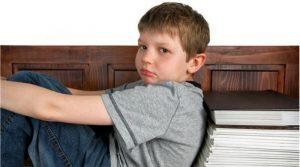 ¿Cuáles son los síntomas del TDAH en un niño?