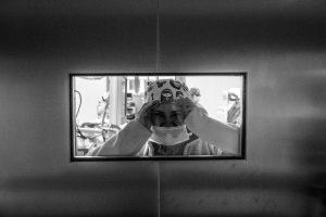 Corresponsales de guerra en el cáncer de mama. Exposición fotográfica