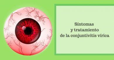 Síntomas y tratamiento de con conjuntivitis vírica