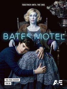 Bates Motel, Trastorno de Identidad Disociativa en Netflix
