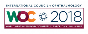 World Ophthalmology Congress. Barcelona 2018