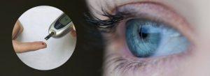 Trastornos de la vista causados por la diabetes