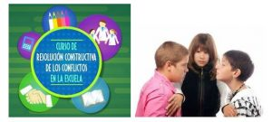 Curso sobre conflictos en el ámbito escolar en Valencia