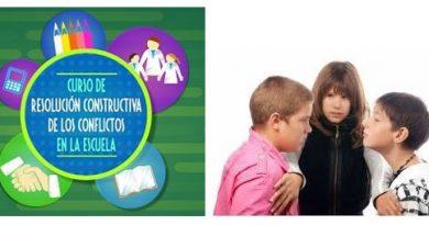 conflictos en el ámbito escolar