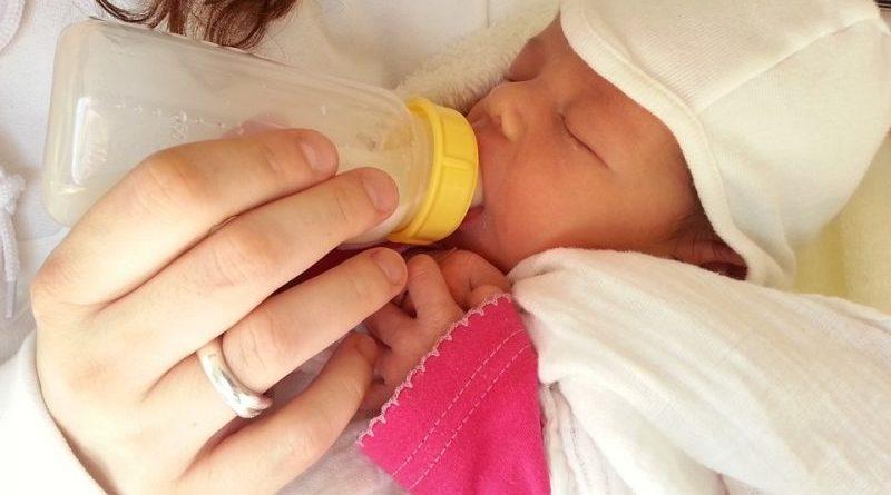 conservación de la leche materna